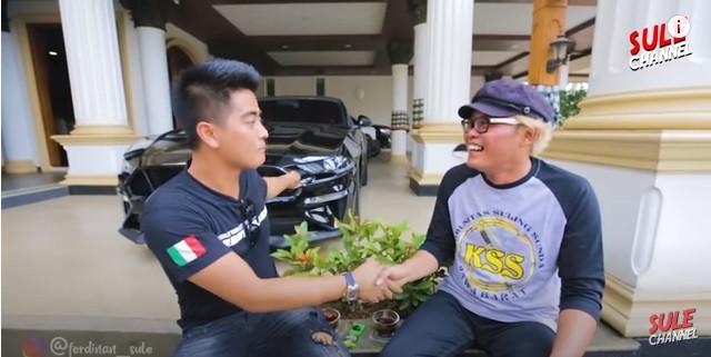 Koleksi Mobil Sule Resmi Dijual, Harganya Bikin Geleng-geleng - JPNN.com