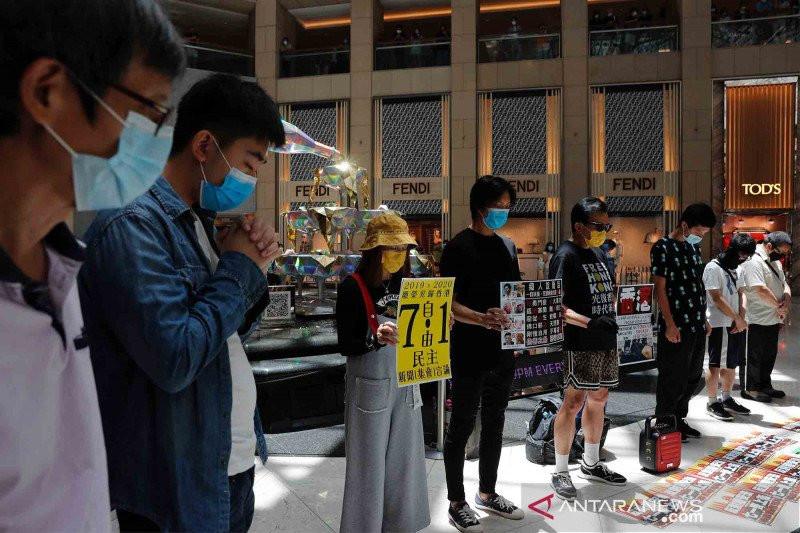 Tiongkok Berlakukan UU Represif, Ini Pesan KJRI untuk Para WNI di Hong Kong - JPNN.com