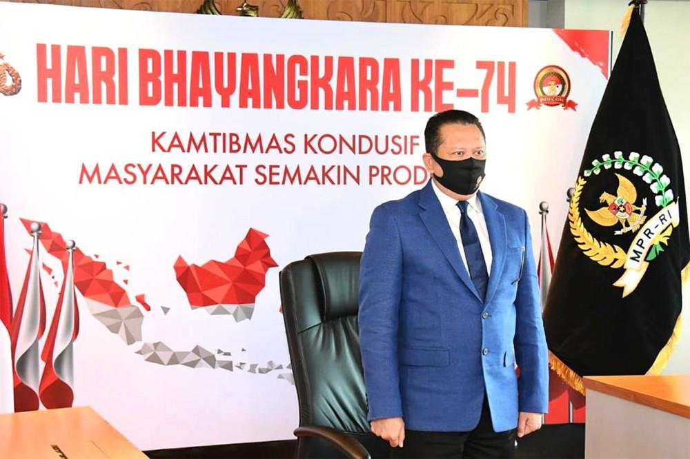 Bamsoet Teringat Kisah Jenderal Hoegeng Saat Bikin Kota Medan Gempar - JPNN.com