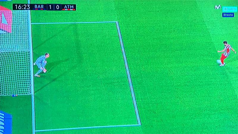 Lihat! Pantaskah Atletico Dapat Hadiah Penalti di Kandang Barcelona? - JPNN.com