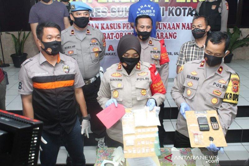 Polres Sukabumi Kota Akhirnya Menangkap Orang yang Paling Dicari - JPNN.com