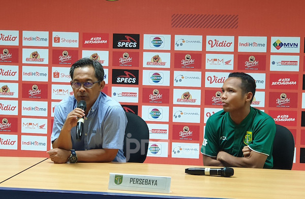 Reaksi Tegas Manajemen Persebaya Ketika PSSI Melanjutkan Kompetisi Liga 1 2020 - JPNN.com