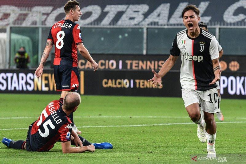 Juventus Kuasai Kandang Genoa - JPNN.com