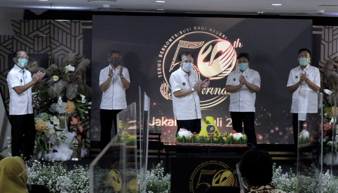 HUT ke-50, Jamkrindo Berkomitmen Tingkatkan Dukungan Untuk Para Pelaku UMKM - JPNN.com