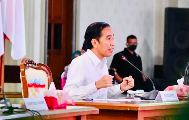 Minta Polri Sikat Koruptor Dana Covid-19, Jokowi: Silakan Digigit Saja, Tidak Boleh ada Main-Main - JPNN.com
