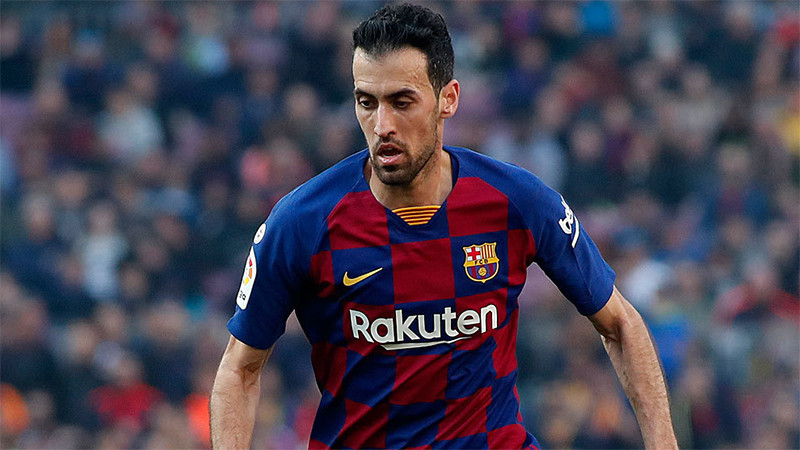 Sergio Busquets: Barcelona Sulit jadi Juara La Liga - JPNN.com