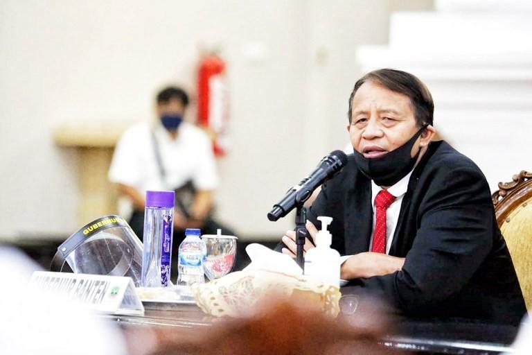 Banten Perpanjang PSBB untuk Jilid Ketujuh - JPNN.com