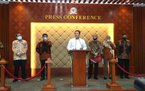 Try Sutrisno: Empat Poin Penting Pembinaan Ideologi Pancasila - JPNN.com