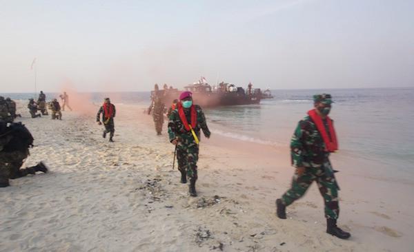 Selamat! Laksda TNI Ahmadi Raih Brevet Kehormatan Manusia Katak - JPNN.com