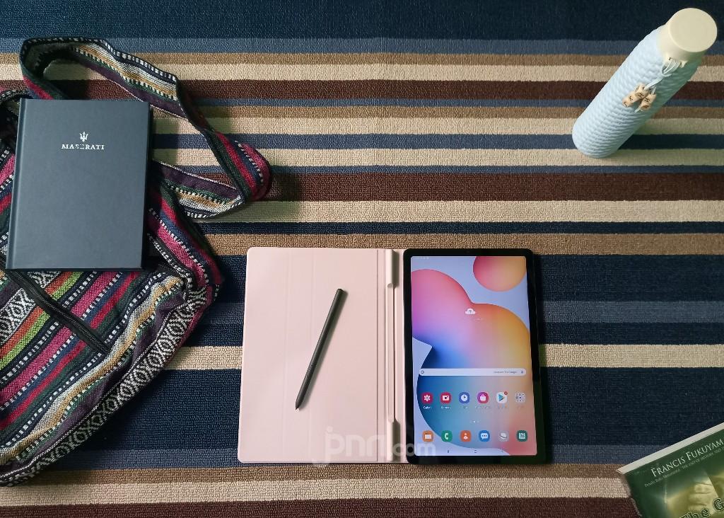 Review Samsung Galaxy Tab S6 Lite: Versi Murah Dapat Diandalkan - JPNN.com