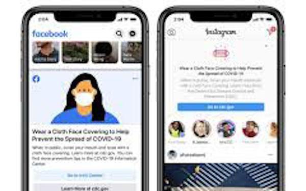 Begini Cara Facebook dan Instagram Ingatkan Pengguna untuk Memakai Masker - JPNN.com