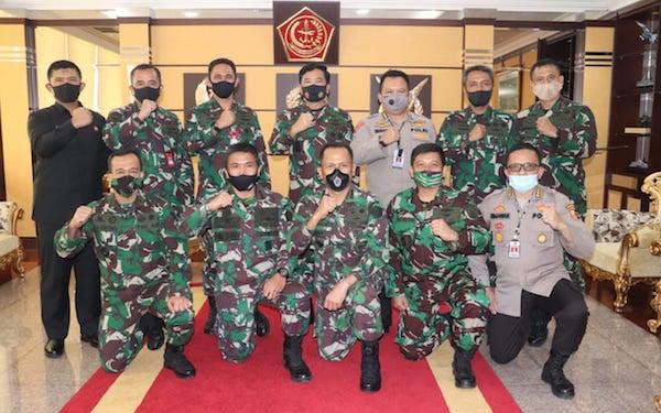 Perwakilan Alumni Akabri 1995 Sambangi Panglima TNI, Ada Apa? - JPNN.com