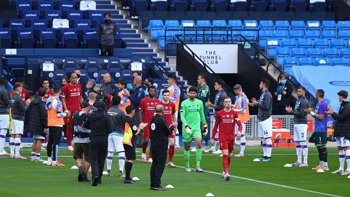 Manchester City Pesta Gol, Pemain Liverpool Bunuh Diri - JPNN.com