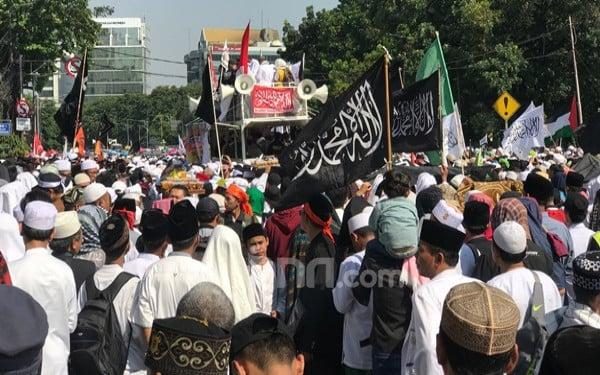 Massa PA 212 Ancang-ancang Gelar Aksi, Secepatnya! - JPNN.com