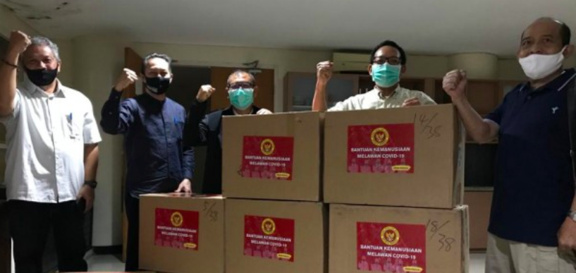 Peserta UTBK Jangan Khawatir, UNAIR Surabaya sudah Dapat Bantuan Alat Rapid Test - JPNN.com
