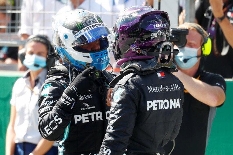 Patahkan Rekor, Valtteri Bottas Start Pertama di F1 GP Austria - JPNN.com