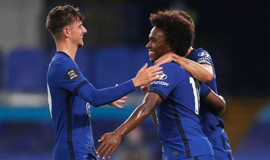 Hasil Laga Premier League, Chelsea Bikin Manchester United Gigit Jari - JPNN.com