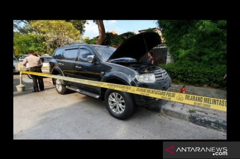 Polisi Dalami Motif Peledakan Mobil di Menteng - JPNN.com