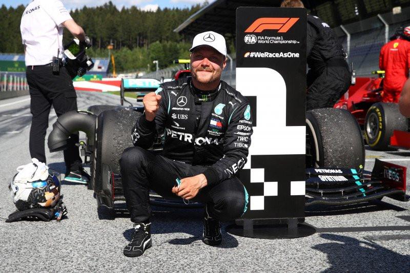 Valtteri Bottas Tampil Sempurna di F1 GP Austria - JPNN.com