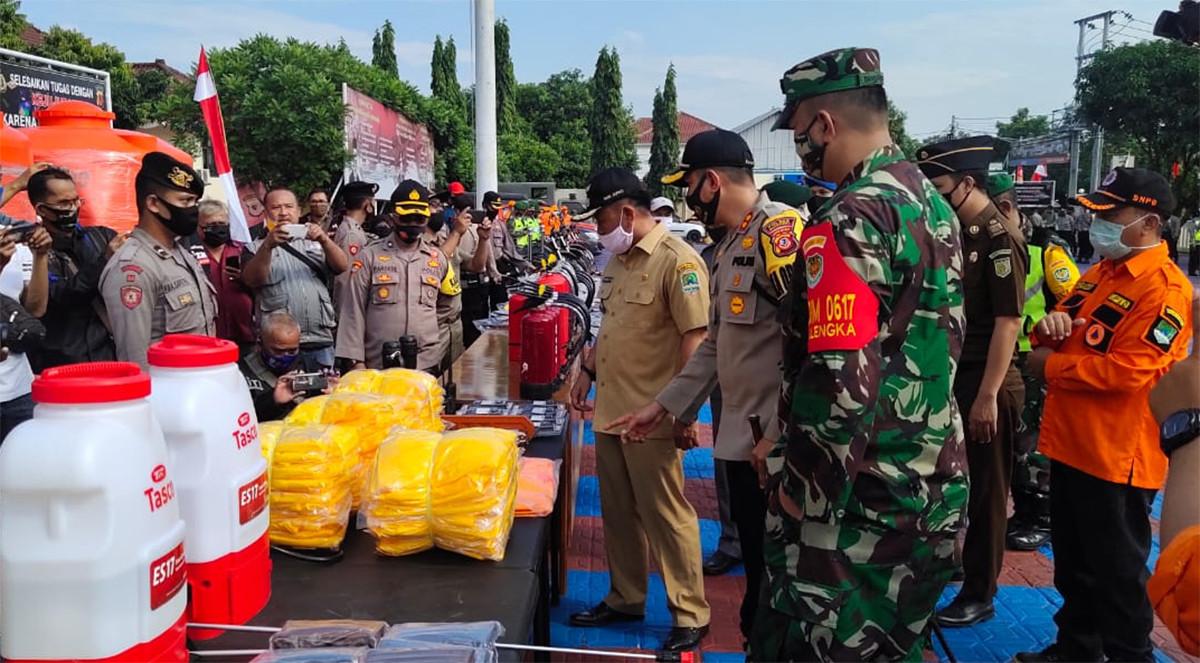 Polres Majalengka Siap Antisipasi Karhutla - JPNN.com