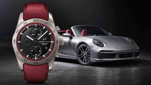 Tidak Hanya Mobil, Porsche Juga Bisa Kustom Jam Tangan - JPNN.com