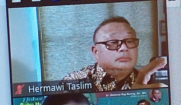 Taslim Dorong Pembaruan Politik Hukum Peninjauan Kembali di Indonesia - JPNN.com