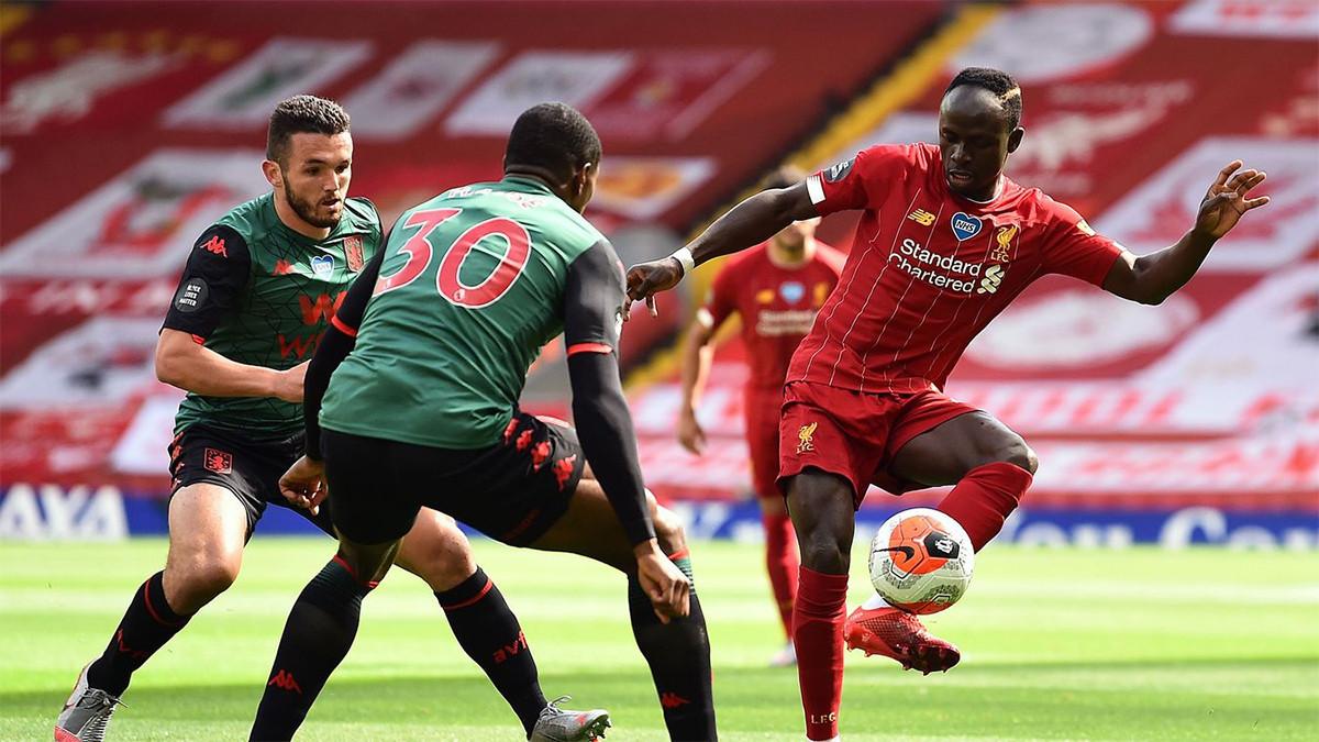Aston Villa Keok, Kandang Liverpool Masih Suci - JPNN.com