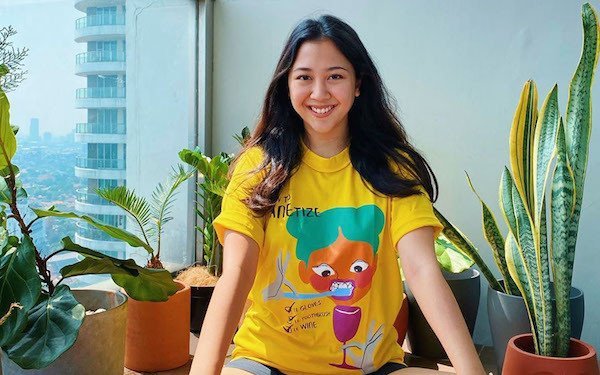 Sherina Munaf Pertanyakan Jurnal Ilmiah Kalung Ant
