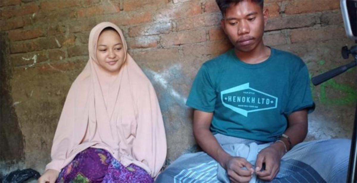 Ternyata Ada yang Menentang Mahar Sandal Jepit dari Yudi, Tetapi Helmi Telanjur Cinta - JPNN.com