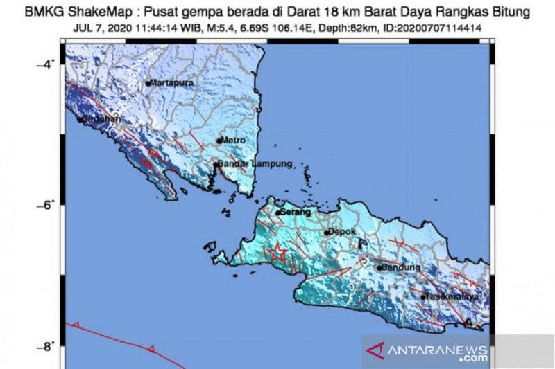Rentetan Gempa Hari Ini, BMKG: Waspada - JPNN.com
