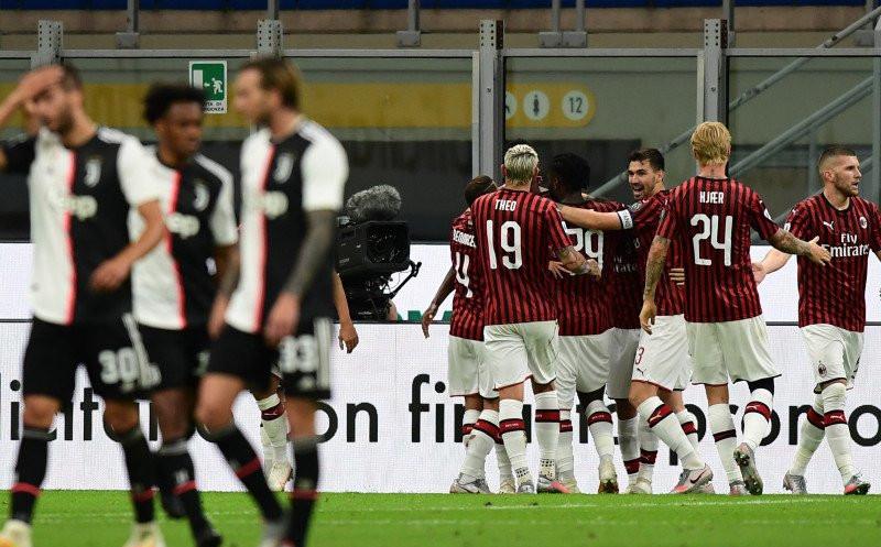 AC Milan Mengamuk, Sempat Tertinggal 2 Gol, Lalu Bikin Juventus Babak Belur - JPNN.com