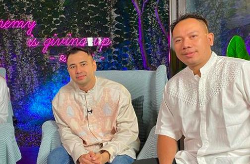 Vicky Prasetyo Ditahan, Raffi Ahmad Pastikan akan Menepati Janji - JPNN.com