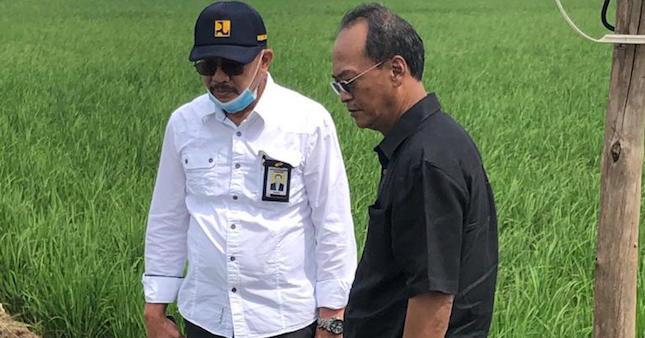 Tinjau Kawasan Irigasi di Jawa Barat, Ketua PDIP Ingin Petani Dapat Suplai Air Cukup - JPNN.com