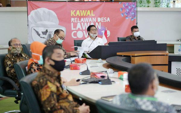 Gus Menteri Beberkan Progres BLT Dana Desa di Hadapan Pimpinan KPK - JPNN.com