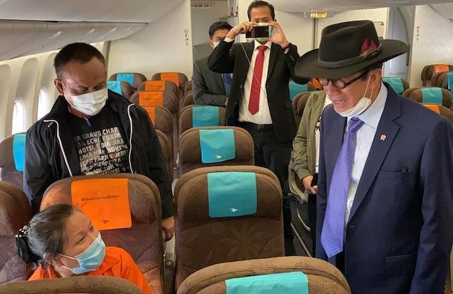 Menteri Yasonna Janji Kejar Aset Maria Lumowa di Luar Negeri, Semangat Pak! - JPNN.com
