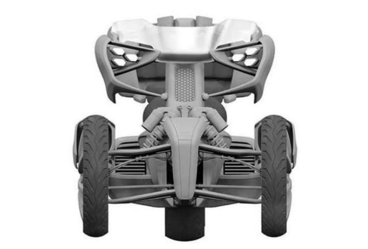 Yamaha Menyiapkan Motor Tiga Roda Bertenaga Hybrid - JPNN.com