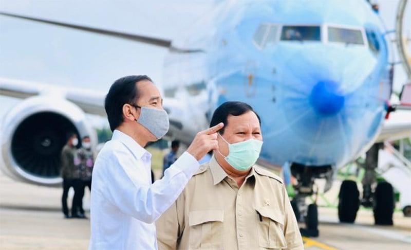Wacana Jokowi-Prabowo Berpasangan di Pilpres 2024 Muncul Lagi, Ada yang Mau Cari Untung? - JPNN.com