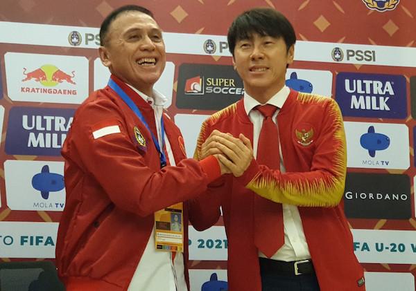 Shin Tae Yong Surati Ketum PSSI, Nih Isinya - JPNN.com