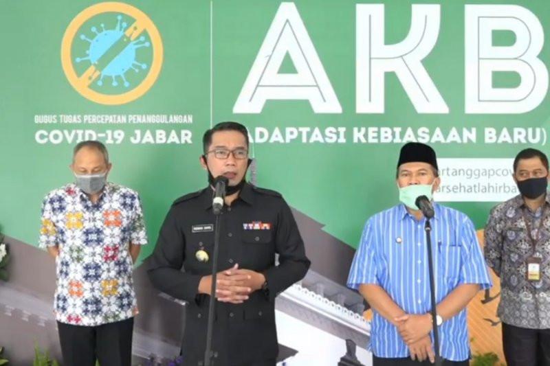 Ridwan Kamil Tiba-tiba Minta Maaf, Ini Lonjakan yang Luar Biasa - JPNN.com