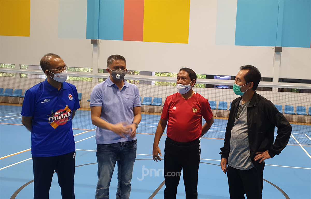 Iwan Budianto Sebut Pembentukan INAFOC Tak Melanggar Aturan FIFA - JPNN.com