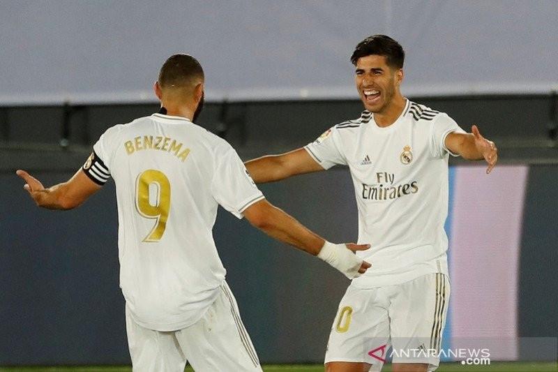 Alaves Gagal Keluar Dari Bibir Jurang Degradasi Gegara Dibantai Madrid - JPNN.com