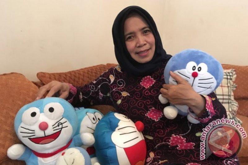 Berita Duka, Nurhasanah Pengisi Suara Doraemon Meninggal Dunia - JPNN.com
