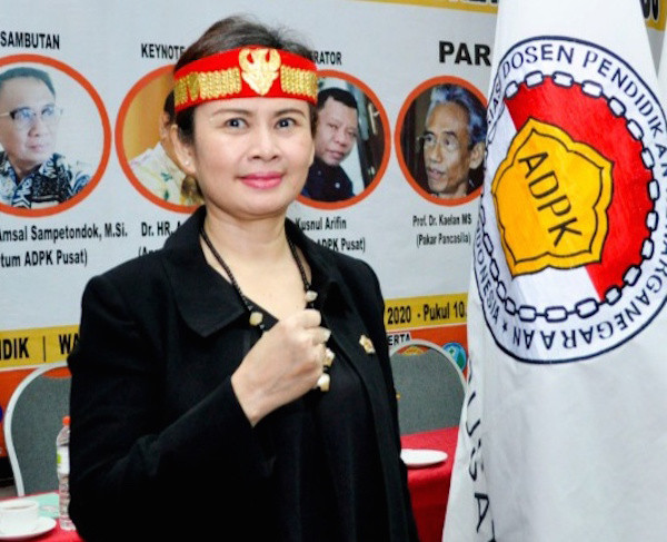Sikap Tegas Alumnus Unhan Susilawati Terkait Ideologi Pancasila - JPNN.com