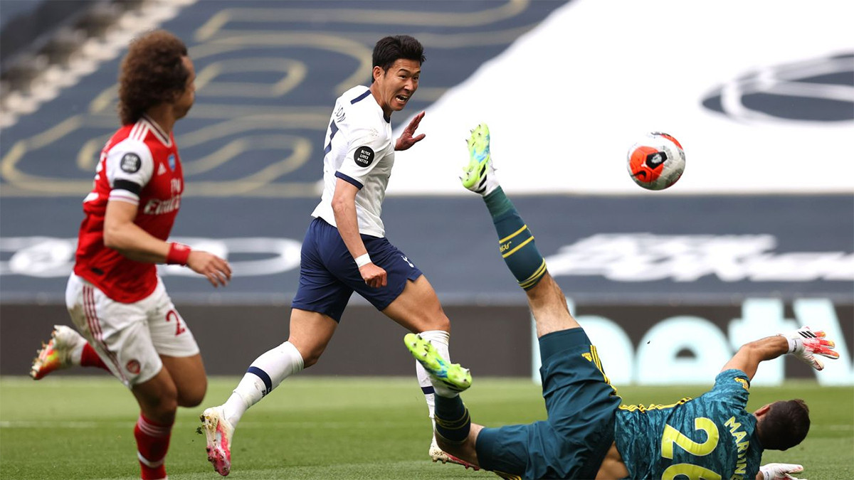 Comeback! Tottenham Hotspur Gusur Arsenal di Klasemen Premier League - JPNN.com