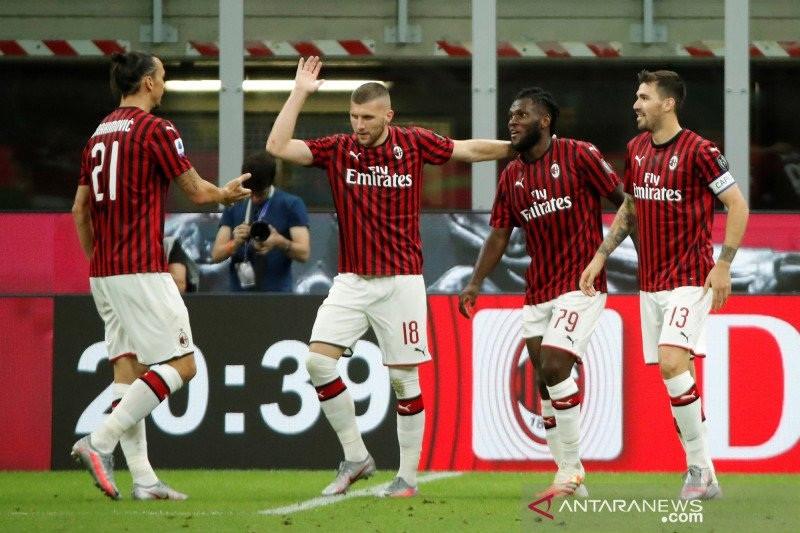 Gegara Hasil Ini Napoli-Milan Makin Sengit Bersaing Berebut Tiket Eropa - JPNN.com