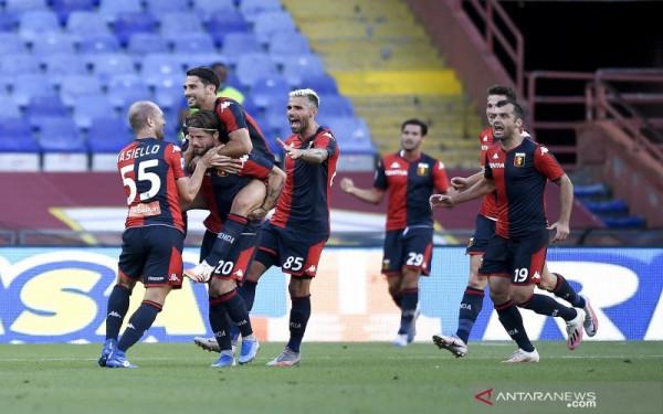 Klasemen Sementara Liga Italia, Selamat Buat Genoa - JPNN.com