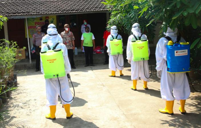Pemprov Jateng Kirim Jogo Tonggo Kit ke Semua Desa, Siap Perang Lawan Covid-19 - JPNN.com