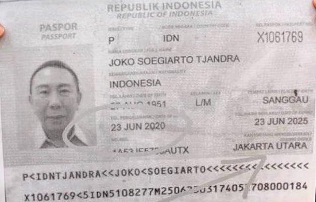 Djoko Tjandra Juga Sudah Punya Paspor dari Imigrasi Jakarta Utara? - JPNN.com