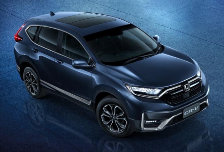 Honda CR-V Facelift Makin Dekat dengan Penggemar di Indonesia - JPNN.com