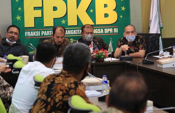 Fraksi PKB Desak Kementerian ATR Cabut HGU 171/2009 PTPN II Deli Serdang - JPNN.com